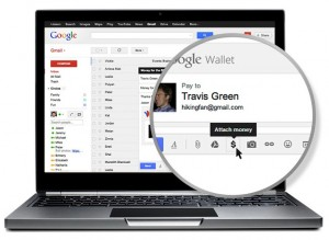 Sending money with Google Wallet and Gmail only involves a few simple steps.